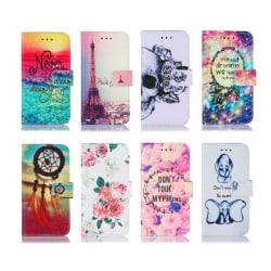 Plånboksfodral iPhone 12 Pro Max GadgetMe - Olika Motiv Rosa rosor