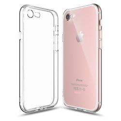 iPhone 7/8 Plus - Slimmat genomskinligt skal transparent