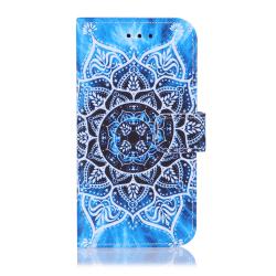 GadgetMe Plånboksfodral iPhone 6/6s/7/8 Lotusblomma