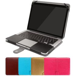 "Macbook Air 13"" Datorfodral i läder blå"