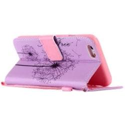 Plånboksfodral iPhone 5C Maskrosor