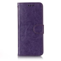 Plånboksfodral Moto G6 lila