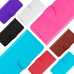 Samsung S10 - Plånboksfodral svart