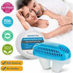 Snark-stoppare för bättre sömn