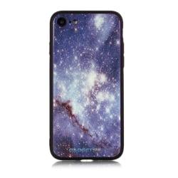 Stjärnhimmel iPhone 7/8 skal skal rymd blå