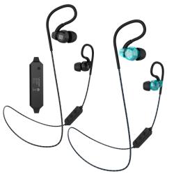 Trådlösa Sport Hörlurar - Bluetooth 4.2 blå