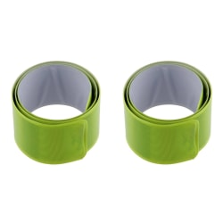 Reflexband - Gul - Dubbelpack Gul 40cm