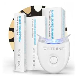 White One® Ultimate Tandblekning Kit   Teeth Whitening Kit 12%  White Kit