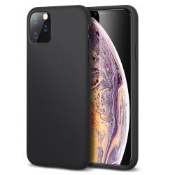 iPhone 11 Pro Max   Mattsvart Skal Black