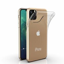 iPhone 11 Pro Max | Genomskinligt  Mobilskal Transparent