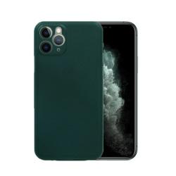 iPhone 11 Pro Max   Slimmat Natt-Grönt Skal Grön