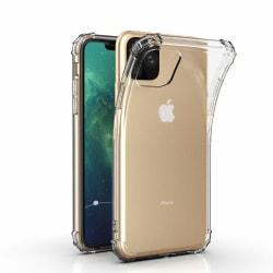 iPhone 11   Mjukt Transparent Skal Transparent