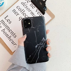 iPhone 12 | Marmorskal  Svart