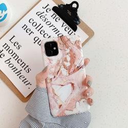 iPhone 12 Mini | Marmorskal  Rosa