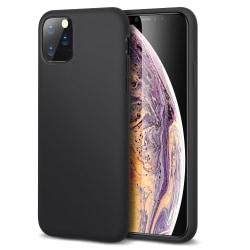 iPhone 12 Pro | Mattsvart Skal Svart