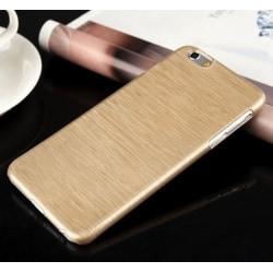 iPhone 6/6s | Borstat Guldigt Hårt skal i Plast! Guld
