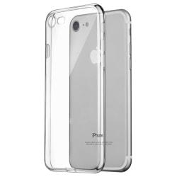 iPhone 8 - Genomskinligt Hårdplastskal Transparent