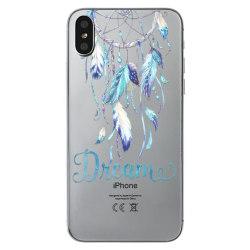 Drömfångare - iPhone XS Transparent