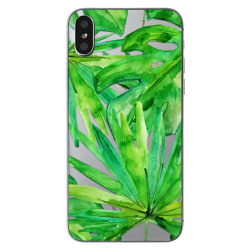Jungle Vibes - iPhone X / XS Transparent