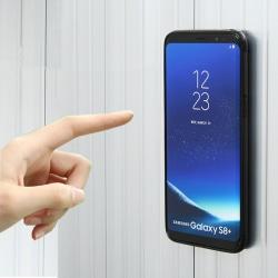 Mattsvart Anti-Gravity skal till Samsung Galaxy S8 Svart