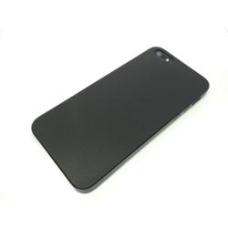 Mattsvart Skal - Iphone 5, 5s & SE Svart