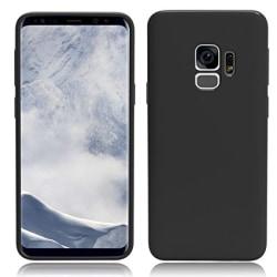 Mattsvart skal till Samsung Galaxy S9 Svart