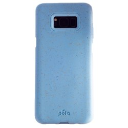 Samsung Galaxy S8 | Sky Blue Eco-Friendly Pela Case Ljusblå