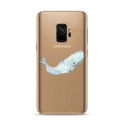 Samsung Galaxy S9 | Mjukt, Genomskinligt Skal med Söt Val Transparent