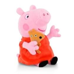 Peppa pig - Greta gris -  i mjuk plysch 30 cm