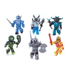 Roblox figurer 6 stycken / set multifärg