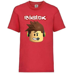 Roblox T-shirt 130-150 cl  Red 140