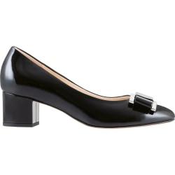 Finesse Schwarz Heels Black 5