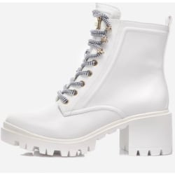 Magaly Stivaletto Bootie Lea White Magaly Stivaletto Bootie Lea