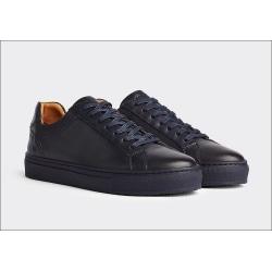 Premium Cupsole Sneakers Blå Blue 9