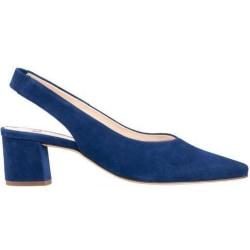Urbana Blue Heels Blue 6