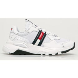 Wmn Tommy Jeans Cool Runner White 36