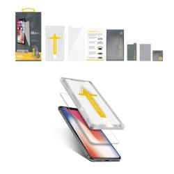Easy App Premium Skärmskydd iPhone 11 Pro/XS/X Transparent