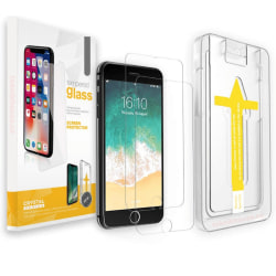 Easy App Premium Skärmskydd iPhone 6/6S/7/8 Plus Transparent