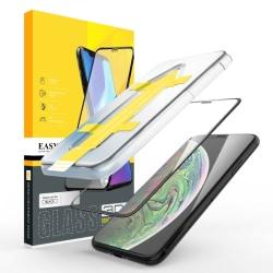 Easy App Skärmskydd iPhone 11 / XR - Svart