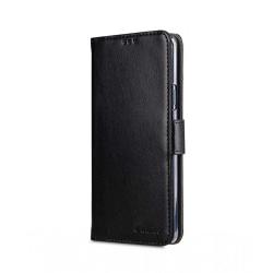 Melkco Plånboksfodral för Samsung Galaxy S9 - Svart