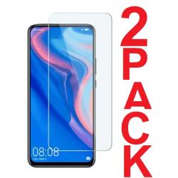 2 Pack Huawei P Smart Z Härdat glas 3D Skärmskydd HD  Transparent