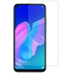 2 Pack Huawei P40 Lite Härdat glas Skärmskydd  Transparent