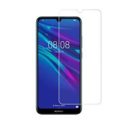 2 Pack Huawei Y6 2019 Härdat glas 3D Skärmskydd HD  Transparent