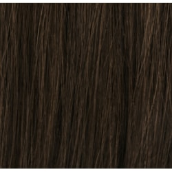 Mizzy #4 Mörkbrun - Premium äkta löshår remy tejp