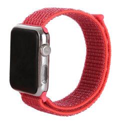 Armband för Apple Watch 38mm / 40 mm - Röd