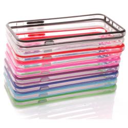 Bumper iPhone 6/6S - Transparent Ceriserosa