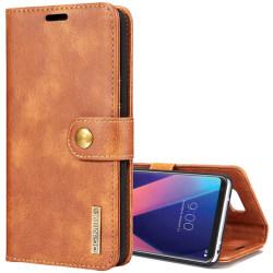 DG.MING för LG V30  Plånboksfodral med magnetskal