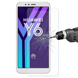 Enkay Displayskydd för Huawei Y6 (2018) Av härdat glas 9H