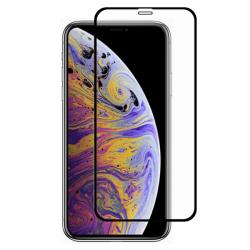 Enkay Heltäckande 2,5D Displayskydd 9H för iPhone XS Max