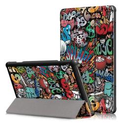 Fodral för Lenovo Tab M10 - Graffiti